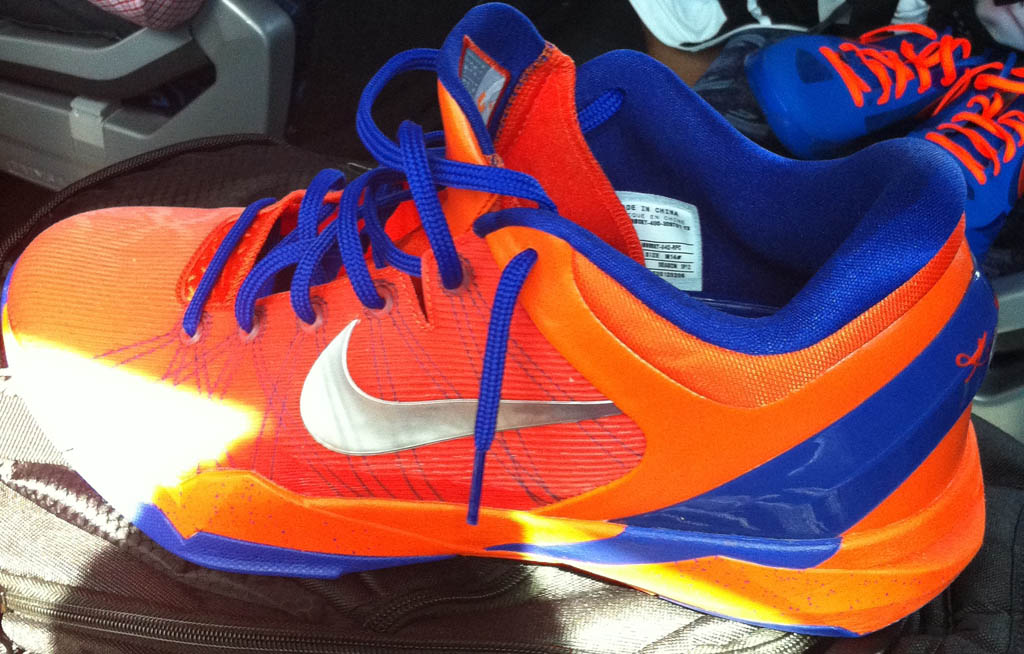 85172d8ab911 Authentic Nike Kobe 7 Rising Stars Challenge Cheap sale Landry ...