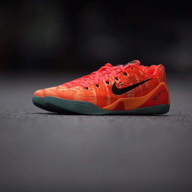 new arrive ca4bc aeb12 Nike Kobe IX 9 Peach Cream Release Date 646701-880 (1)
