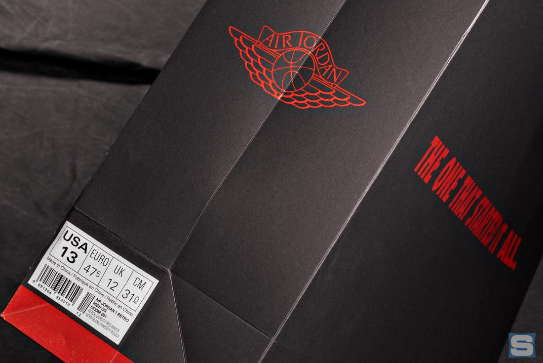 Satin Air Jordan 1 917359-001 Banned Bag