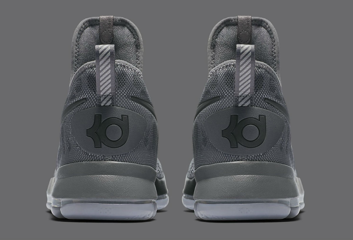 1203825b2ceb Nike KD 9 Battle Grey Heel 843392-002