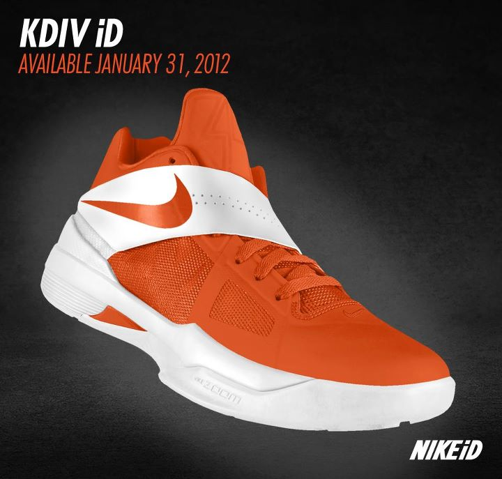 36b8fe1ffd9d ... Nike Zoom KD IV iD - Available on NIKEiD January 31st ...