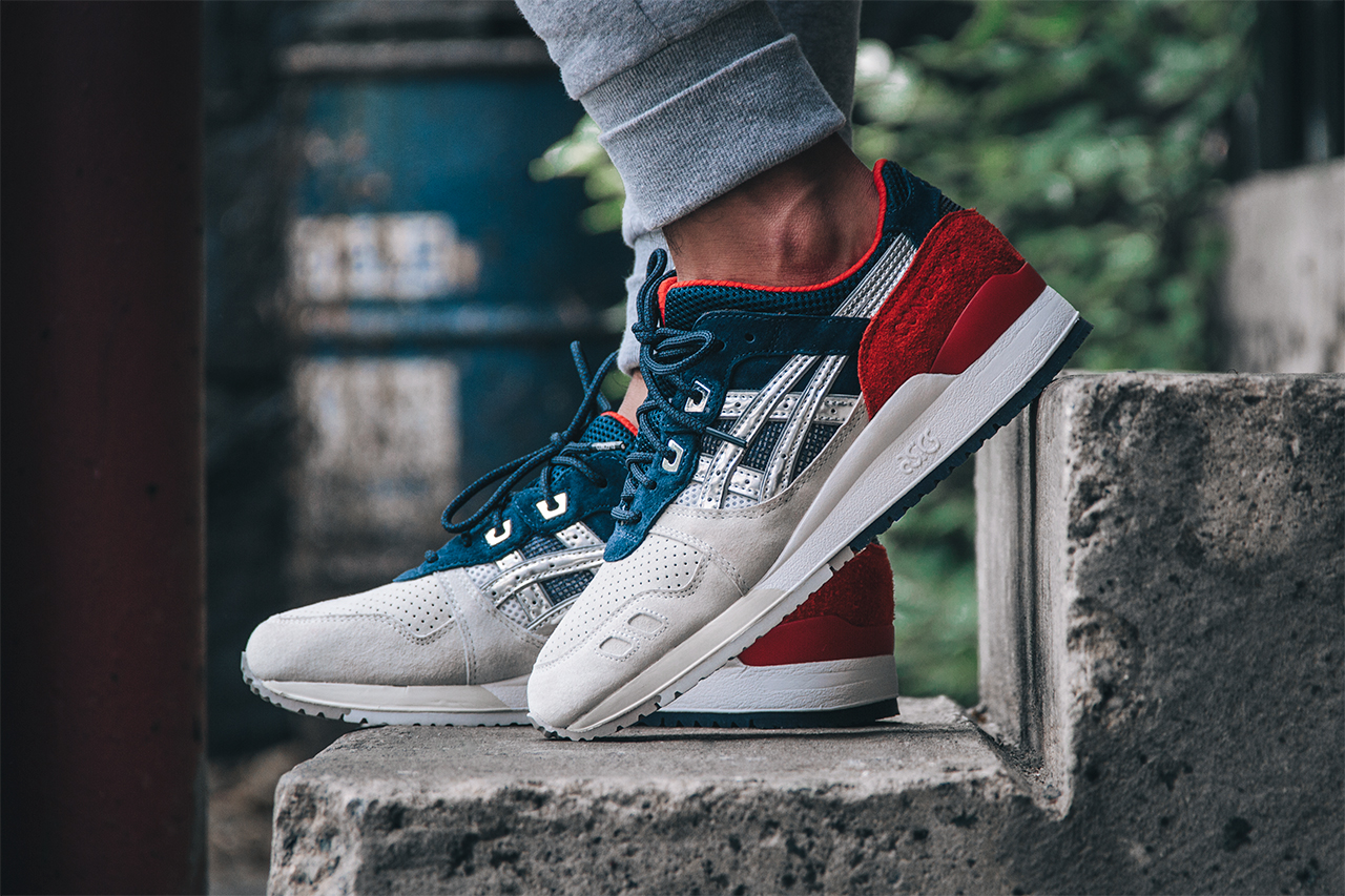 7a22af9519cf UPDATE 4 21  Concepts announced today that this Asics Gel Lyte III  collaboration will release on May 2.