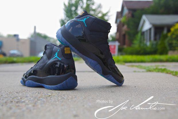 buy online 981be 35374 Air Jordan 11 Retro - Gamma Blue   Sole Collector