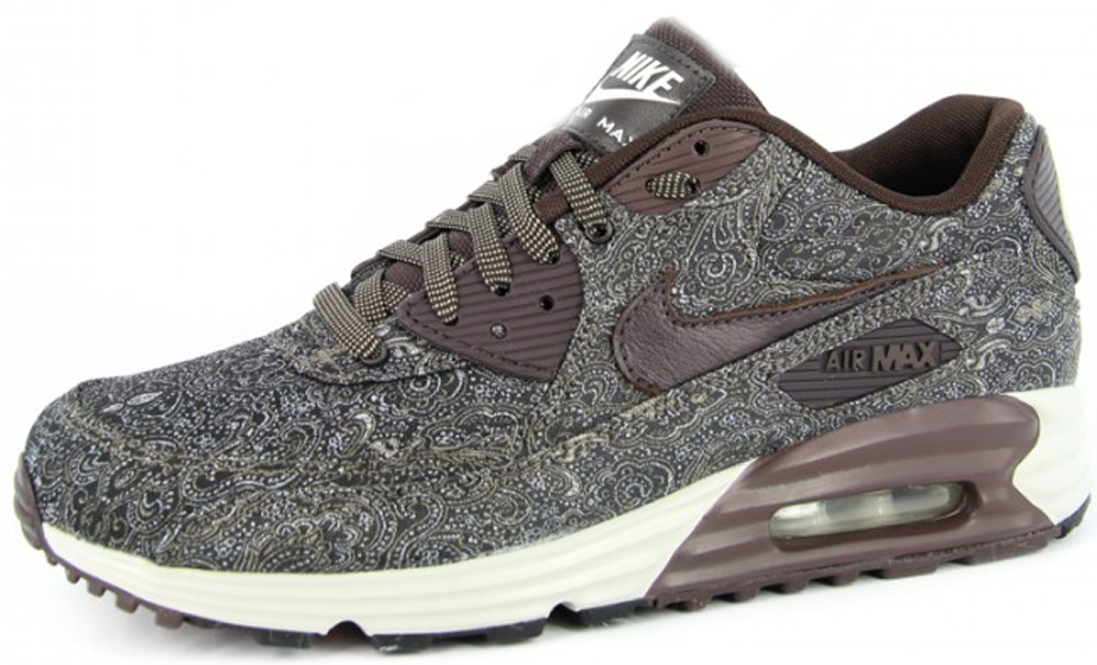 cd66d4f4da Nike Air Max Lunar90 Premium Velvet Brown/Velvet Brown-Baroque Brown