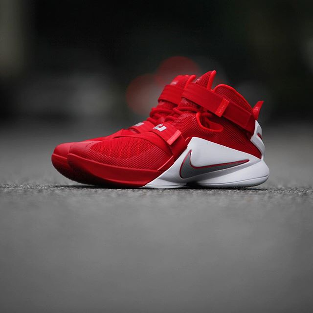 386f560ed8ddd The Perfect Nike Soldier 9 for Ohio State