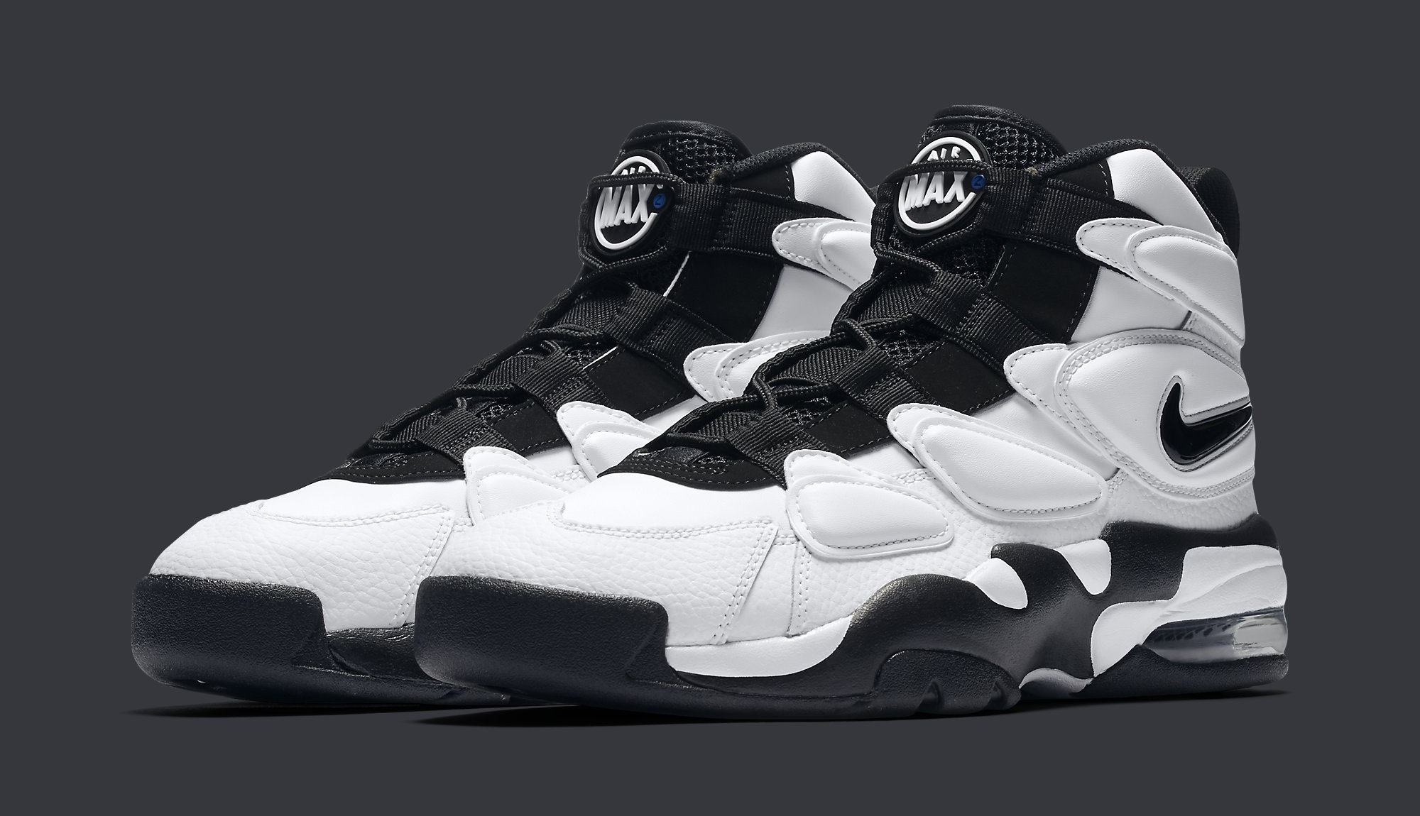 nike air max 2 uptempo 94 on feet