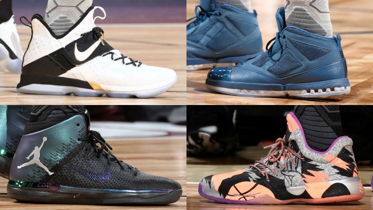 adidas shoes lineup nba 2017 mvp ceremony 597977