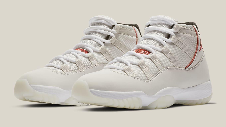 Release Date 378037 Platinum Tint Air Jordan 11 Collector 016Sole Xi PiTXZOku