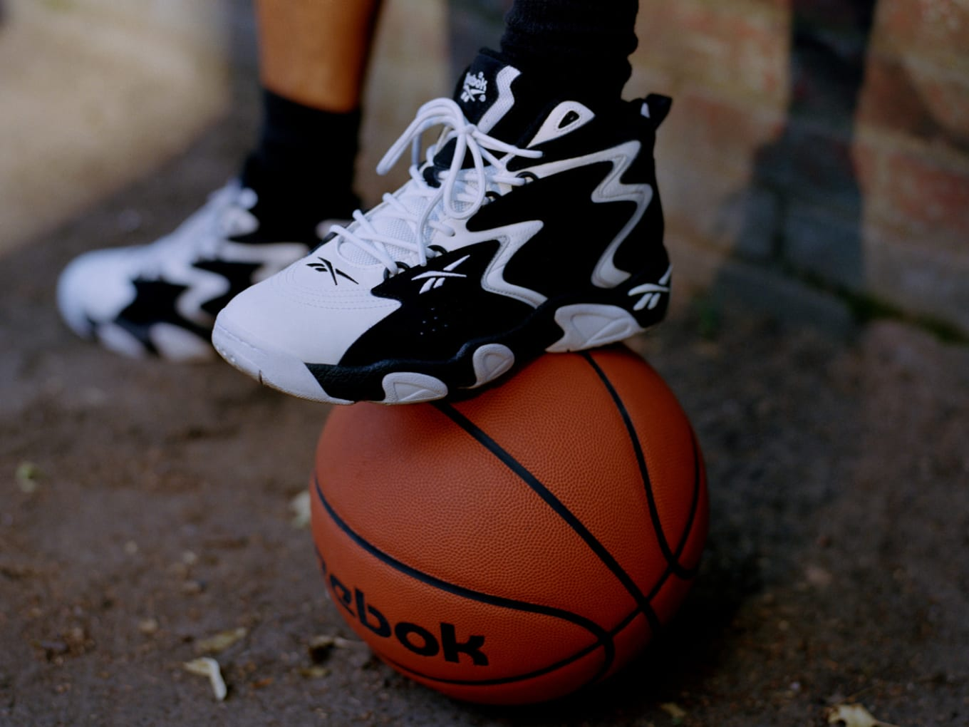 New Og Mobius SilhouetteSole Basketball Reebok Presents Collector nkXO0wP8NZ