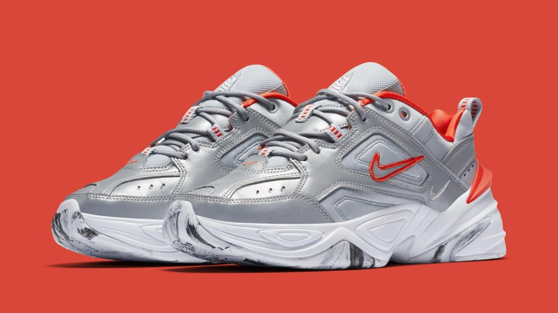 Silver' Nike 001 Release M2k Bq3378 Tekno 'metallic Sole Date Bxwx7PAq