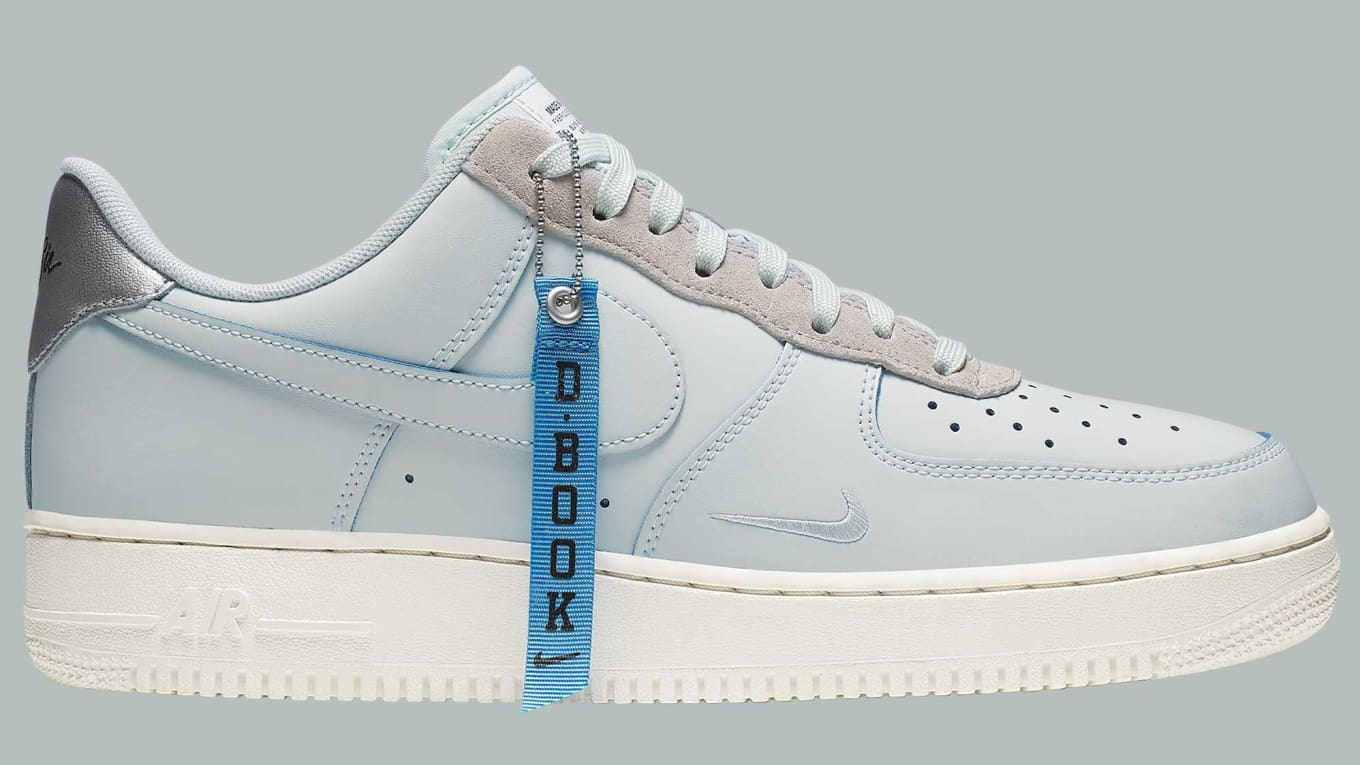 factory price 43272 840e5 Nike Air Force 1 Low Devin Booker Release Date June 8, 2019 AJ9716-001    Sole Collector