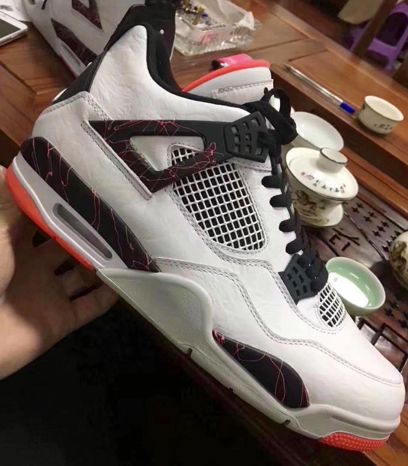 Citron' Release Jordan 4 Collector 'pale Air DateSole rBeCxdoW