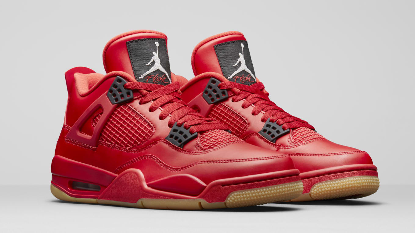 Collector 4 DateSole Air Jordan Redgum Release EH9WD2IY