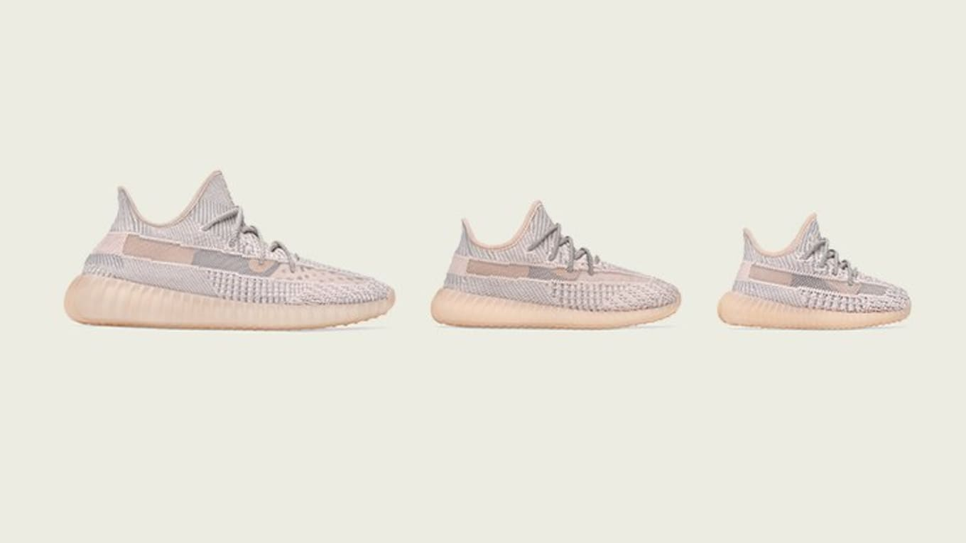 1c0b6e0d7 Adidas Yeezy Boost 350 V2 'Synth' Release Date | Sole Collector