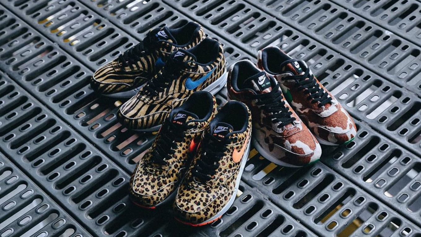 'animal X Release Nike Air 3 1 Atmos DateSole 0' Max Collection qMUVGzpS