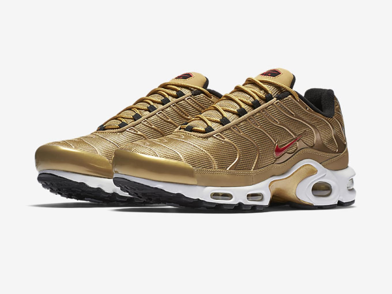 Nike And Jewell Collector Metallic Plus GoldSole Air Max c3jRS5A4Lq