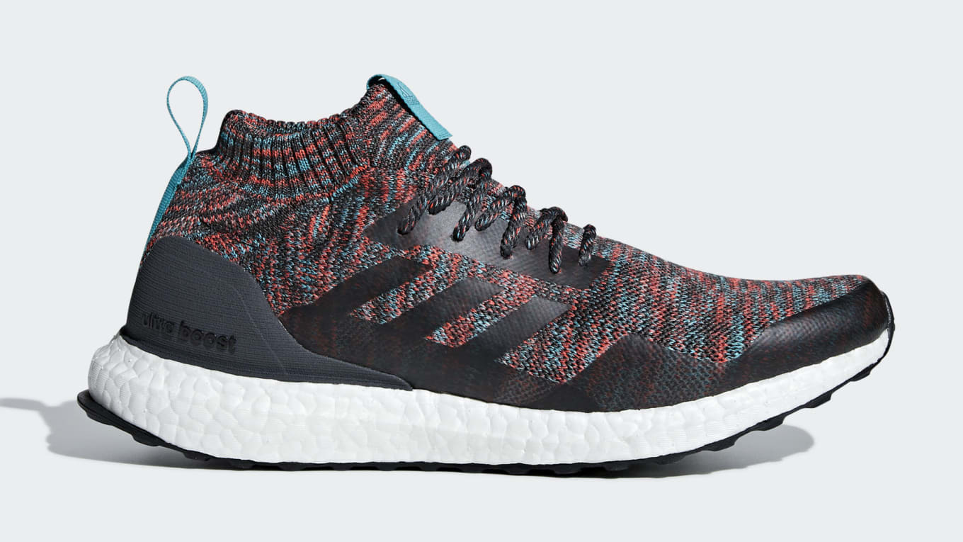 new concept 1f5eb c7c0c Adidas Ultra Boost Mid 'Multicolor' Release Date Oct. 25 ...