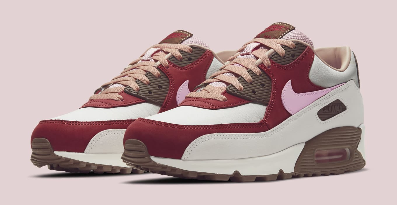 Sweet Chick Nike Air Max 90 'Bacon' Raffle Release Info   Sole ...
