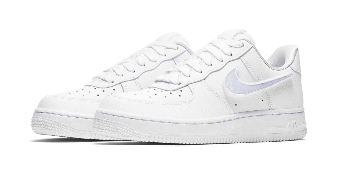 e88845599ed9 WMNS Nike Air Force 1-100 AQ3621-111 Release Date