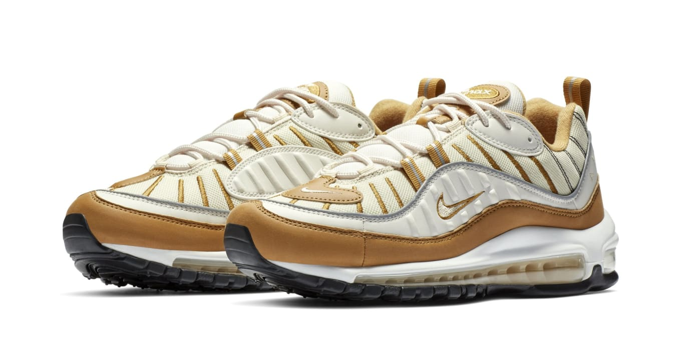 new product 0540c 3dbe4 Nike Air Max 98 WMNS  Phantom  AH6799-003 Release Date   Sole Collector