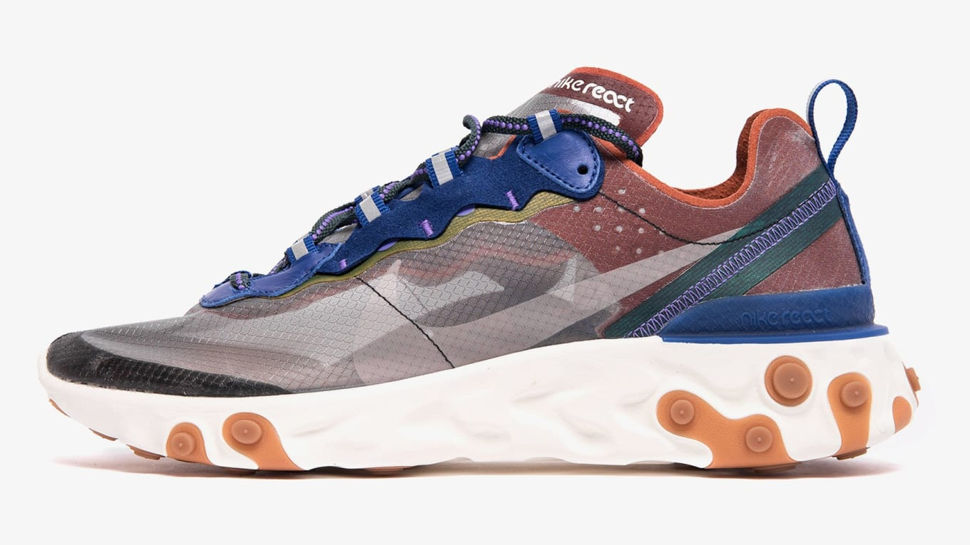 competitive price 3319a 14976 The Nike React Element 87 Is Making a Return. Two new colorways on the way.