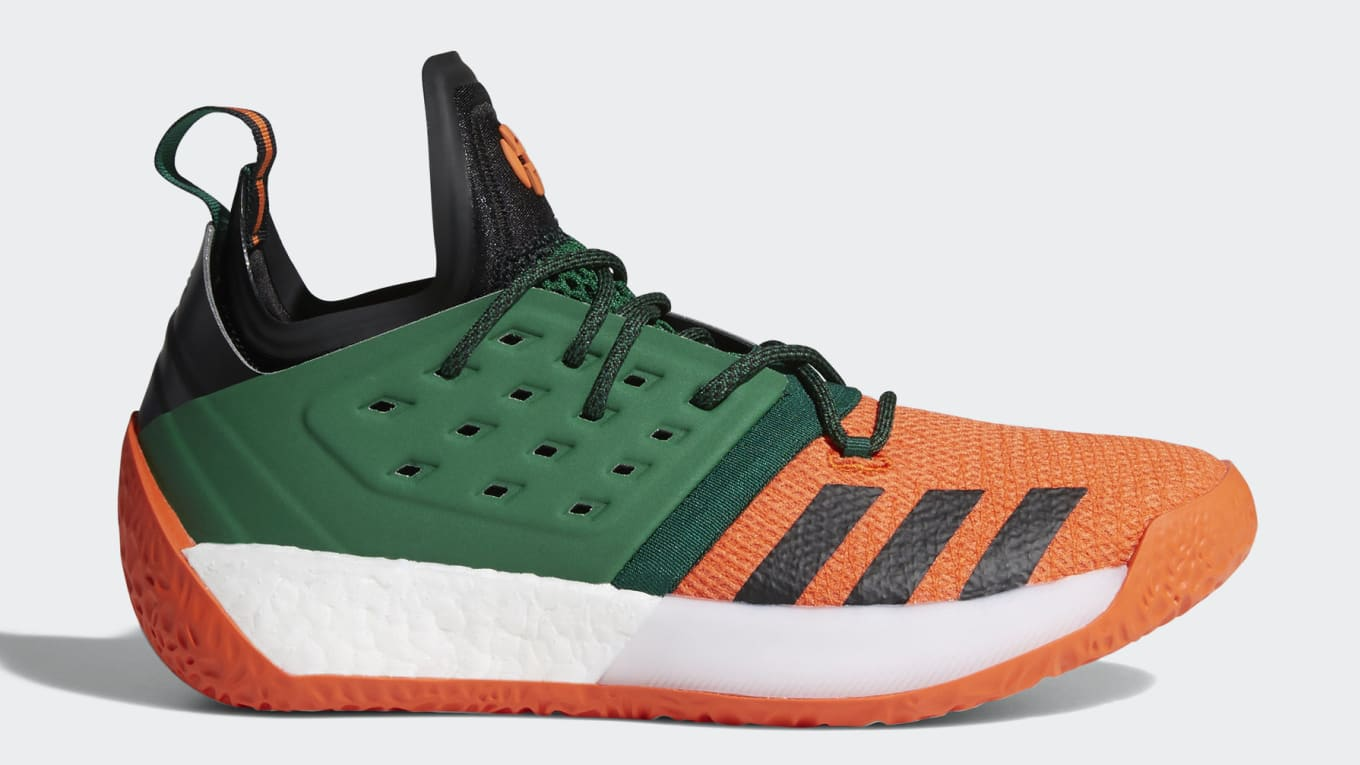 d44865b39a86 Adidas Harden Vol. 2  March Madness Pack  Out Now