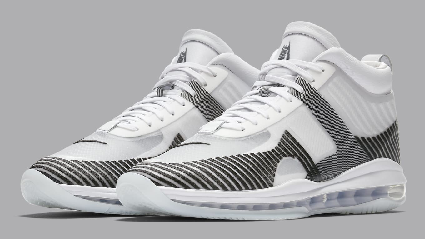 best website 6bdf1 6891c Nike LeBron x John Elliott Icon White Black