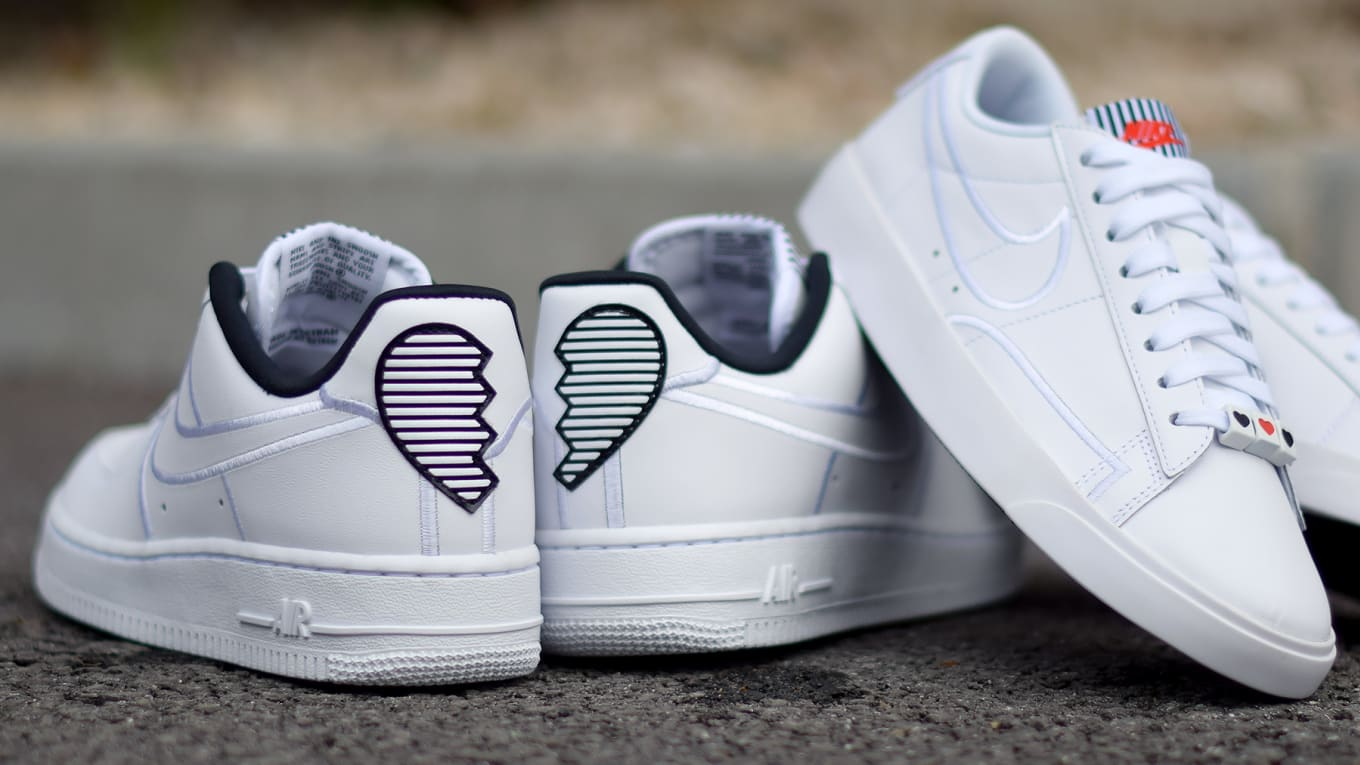 028e5136a58bea Nike Is Releasing A Two-Pack for Valentine s Day on Feb. 10.