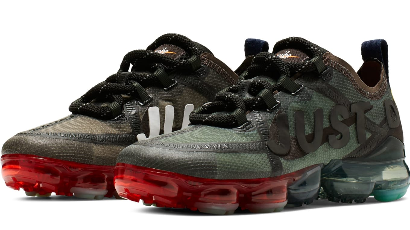 lowest price 932ed 29b5c Cactus Plant Flea Market x Nike Air VaporMax 2019 CD7001-300 Release ...