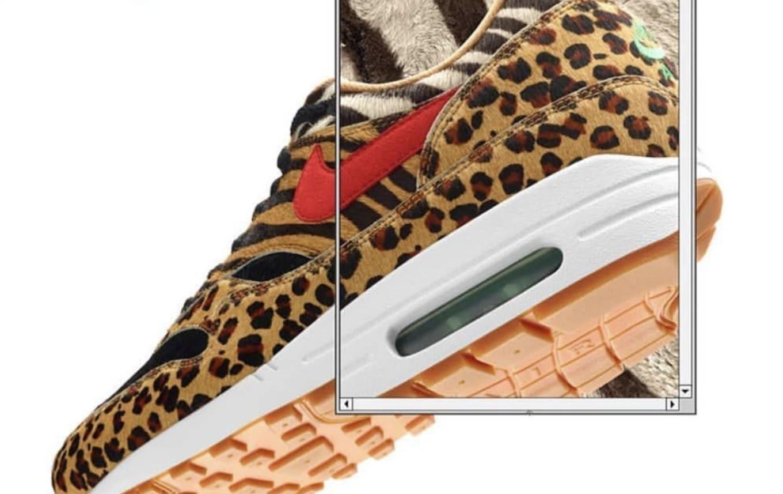fef30c9db9c1 Atmos x Nike Air Max 1 AQ0928-700 Air Max 95  Beast  Pack Release ...