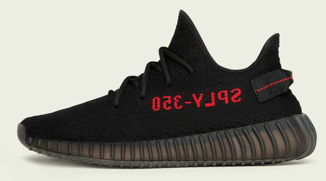 abb749b7f07f4 Adidas Yeezy Boost 350 V2  Black Red  Releasing at 4