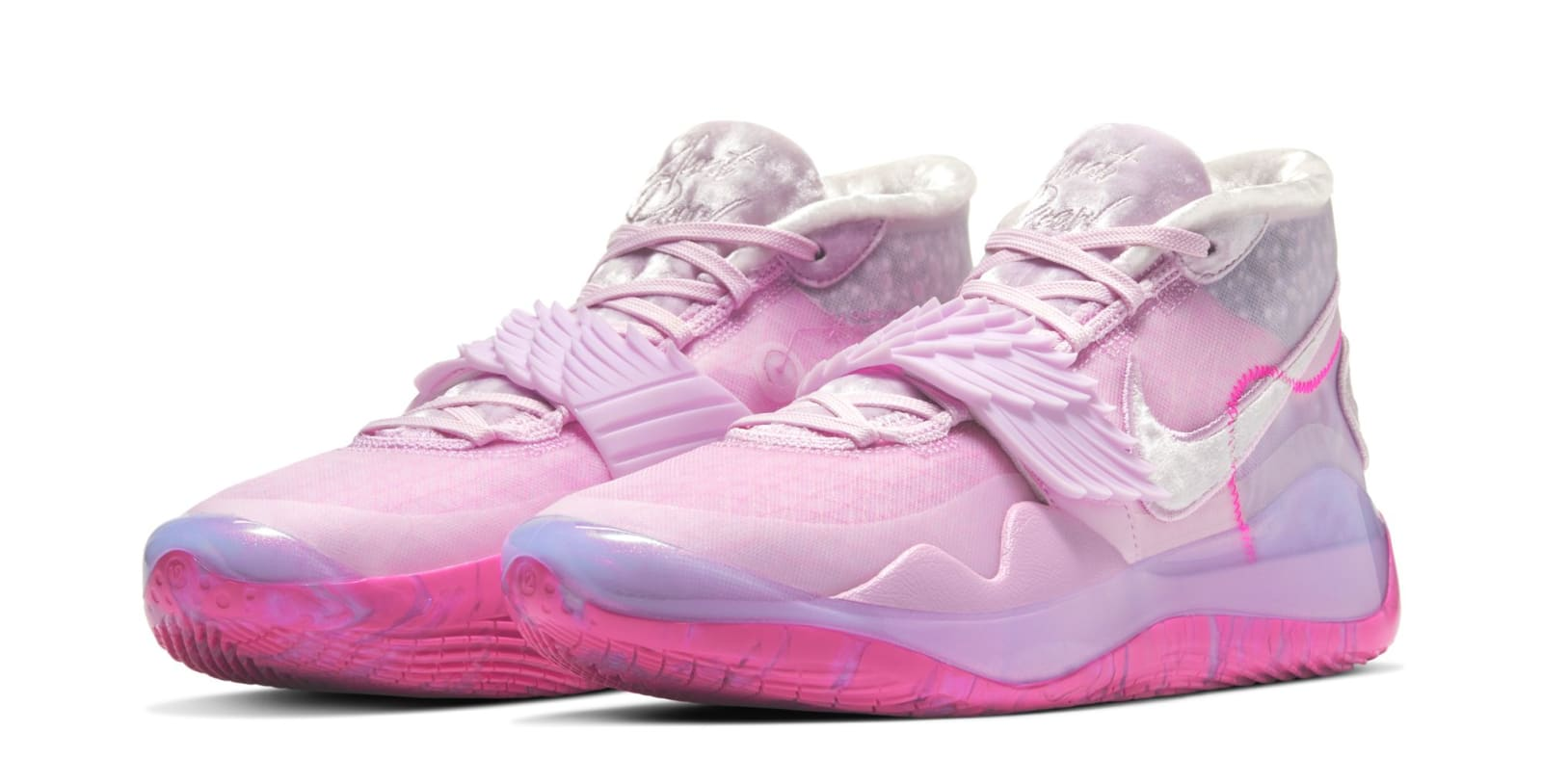 """Nike KD 12 """"Aunt Pearl"""" Release Date Revealed: Official Photos"""