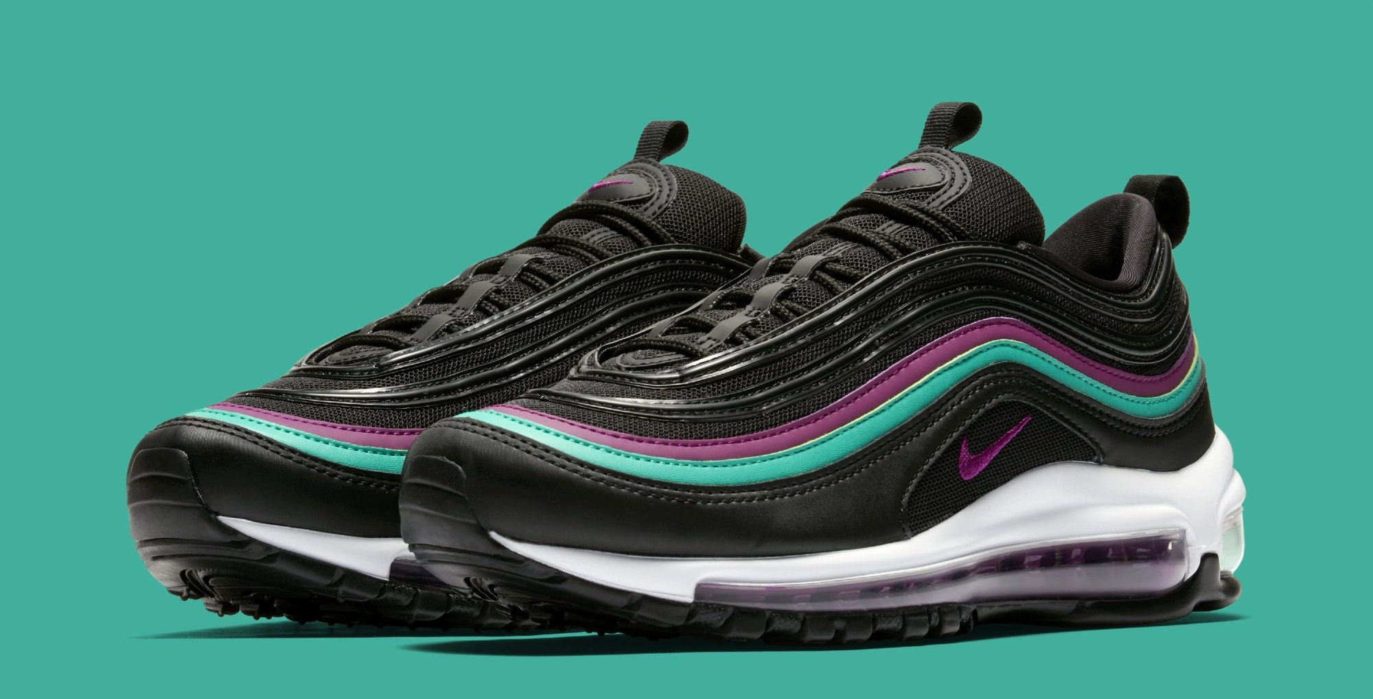 san francisco 2a438 68cd7 Nike Air Max 97 WMNS  Black Grape  921733-008 Sneaker Release Date   Sole  Collector