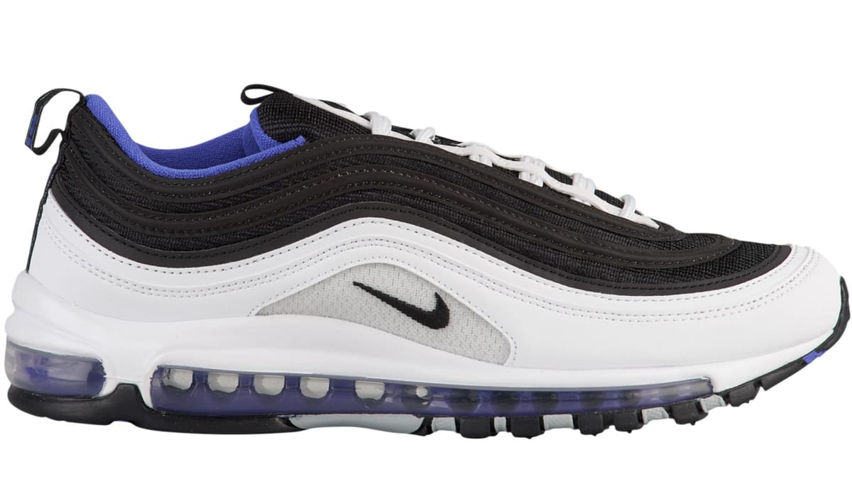 new concept 8813d e7cea Nike Air Max 97  White Black Persian Violet  921826-103 Release Date   Sole  Collector