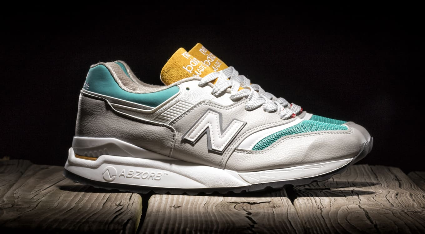 Concepts Is Releasing Another Collaboration Inspired By Boston. The New  Balance 997.5  Esplanade  releases Sept. 8. cc7e51d97