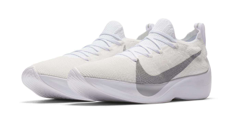 04a1e5be7ef Nike Vapor Street Flyknit  White Wolf Grey  AQ1763-100 Release Date ...