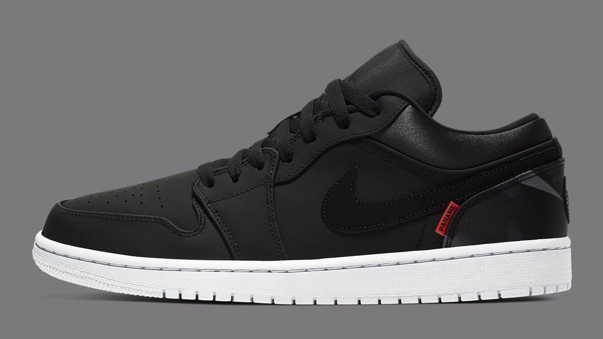 Air Jordan 1 Low 'PSG' - Sneaker Release Guide 8/20/19 ...