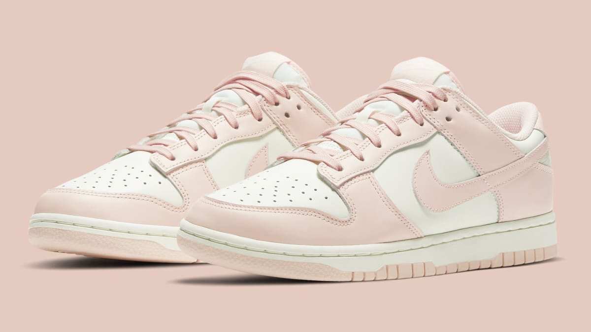 'Orange Pearl' Nike Dunk Lows Are Dropping This Month