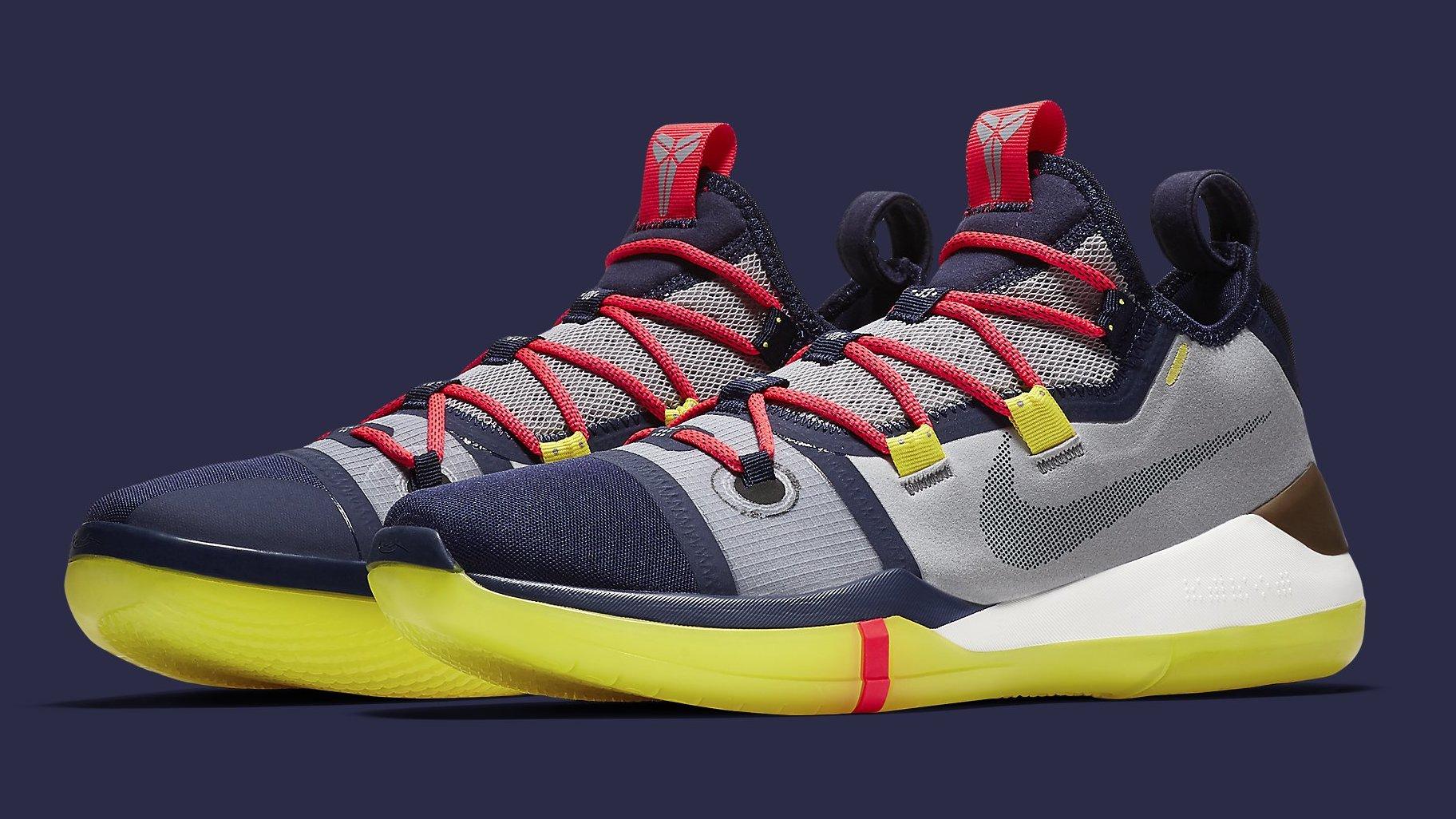 cbce9fc4df37 Nike Kobe A.D. Release Date Aug. 24