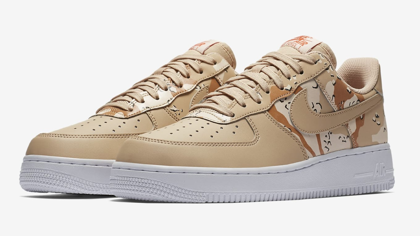 Nike Air Force 1 'Country Camo' Pack Release Date 823511 800