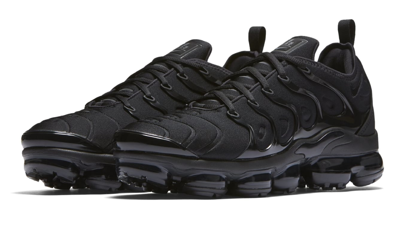 d2965ea292 Nike VaporMax Plus 'Triple Black' 924453-004 Release Date | Sole ...