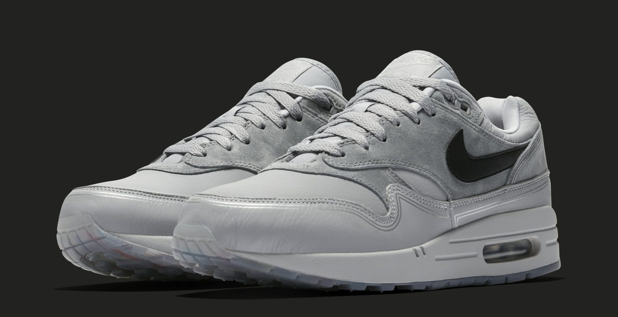 brand new 5e6d7 69aaf ... cheap nike air max 1 centre pompidou wolf grey 3472a 85cca