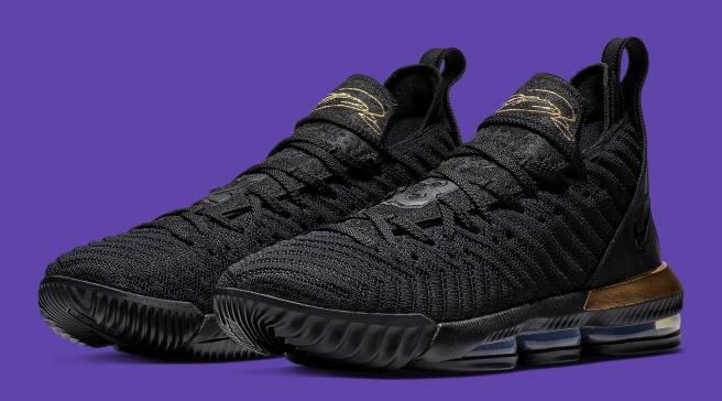 competitive price 6463f 0f171 Another LeBron 16 Inspired by LeBron s Royal Nickname