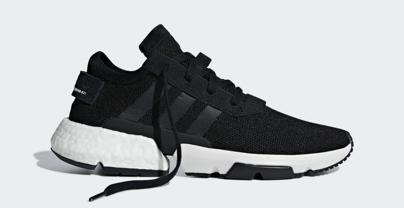 3899ba32c Adidas P.O.D. System Black White B37366 Release Date