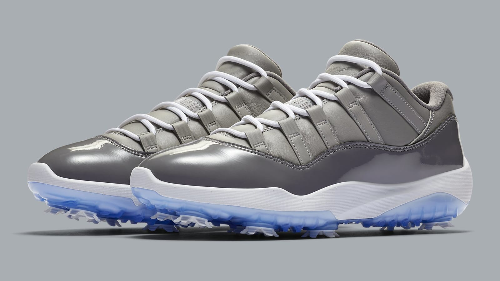 Air Jordan 11 Low Cool Grey Given Golf Show Makeover Details