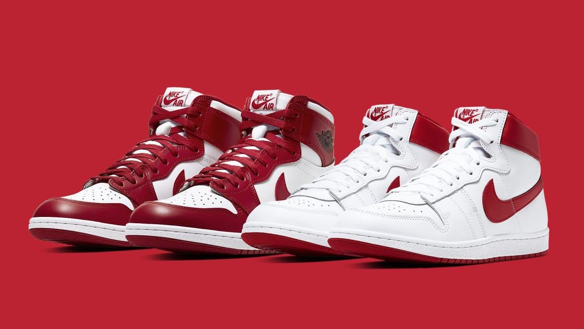The Air Jordan 'New Beginnings' Pack Isn't Dropping Online
