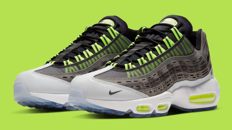 Kim Jones x Nike Air Max 95 Collaboration Release Date | Sole ...