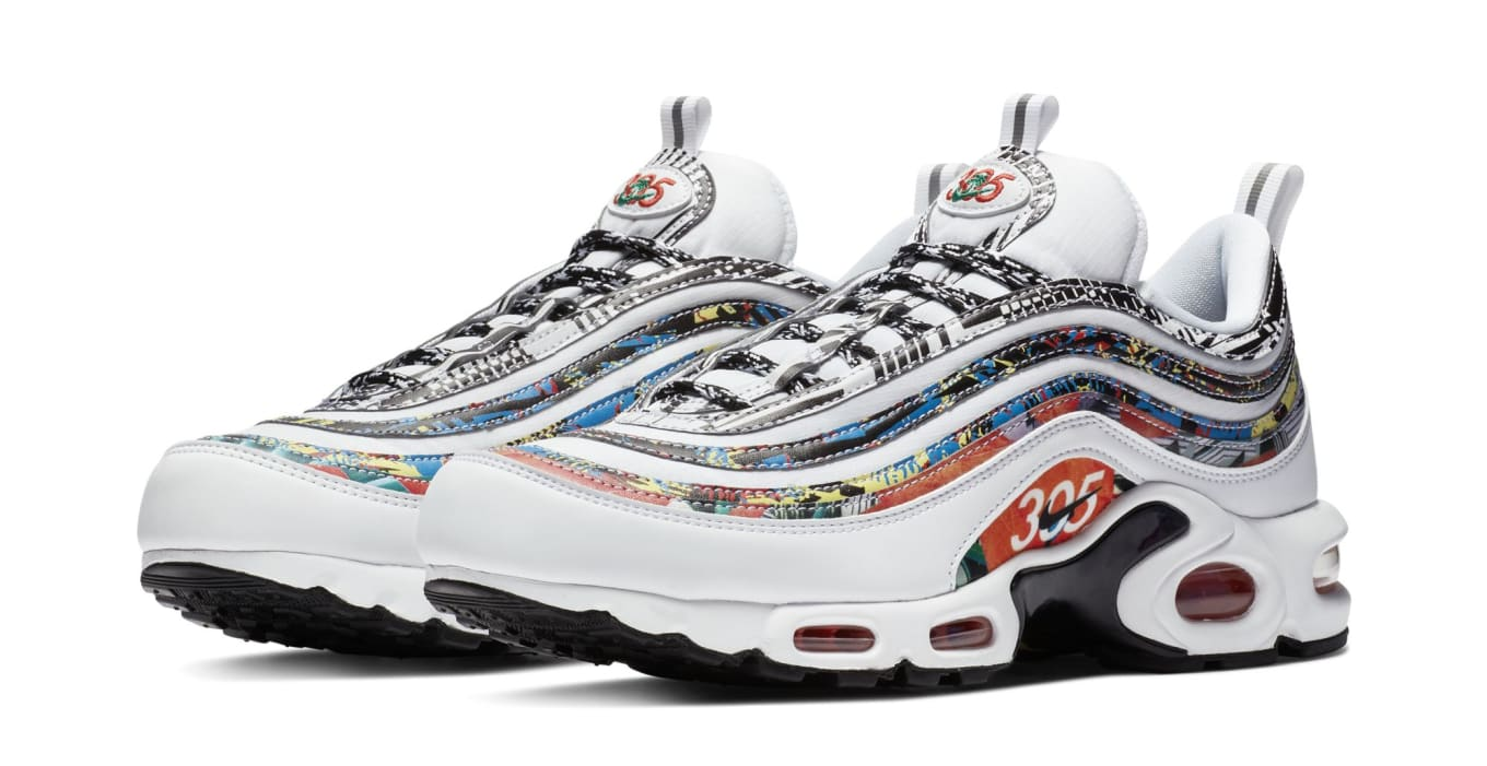 63ba50704f Nike Air Max Plus 97 'Miami' Release Date | Sole Collector