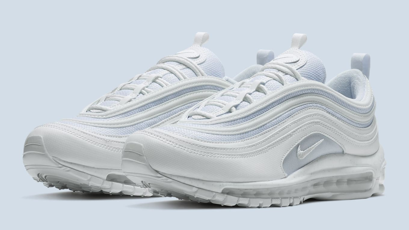 d5a593bf2eae Nike Air Max 97  Light Blue  Release Date September 2018 921826-104 ...