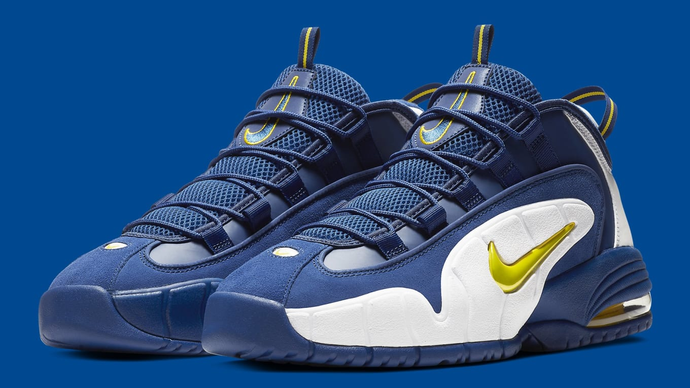 Nike Air Max Penny 1 Warriors House Party Release Date 685153-401 ... 5a85d77e6